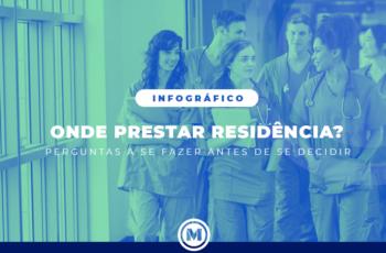 <strong>Onde Fazer Residência Médica?</strong>